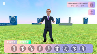 舞蹈模拟器中文游戏修改版下载(Dance Simulator)图片1