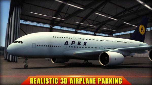 终极飞行模拟3D游戏安卓版官方网站下载图片1