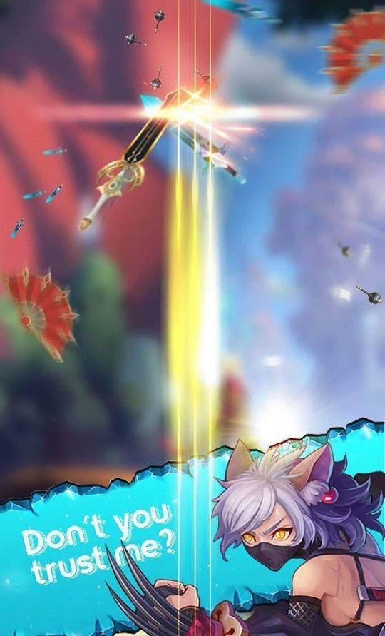 刀剑竞技场英雄最新版游戏下载图片1