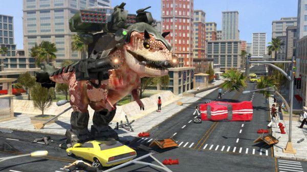 哥斯拉大战恐龙游戏安卓版下载图片3