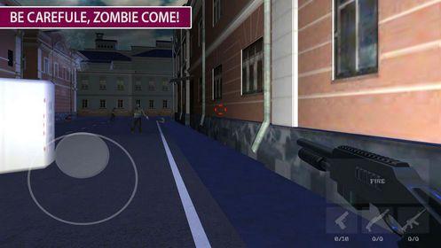 Zombie Target中文游戏下载图片1
