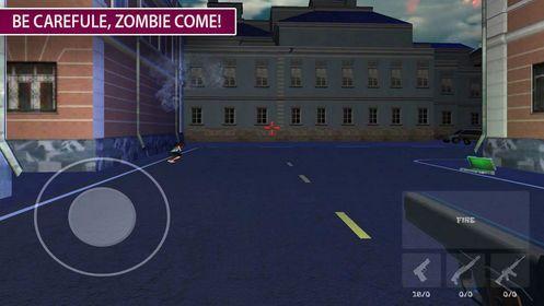 Zombie Target中文游戏下载图片3