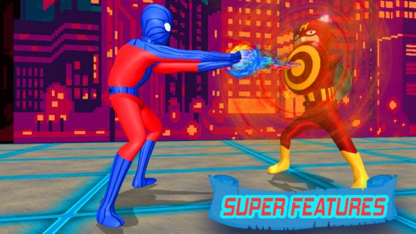 火柴人战士环形战斗游戏官方正式版下载图片2