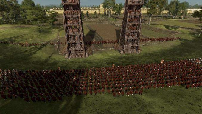 全面战争传奇特洛伊官网免费中文版下载 Total War Saga Troy图片1