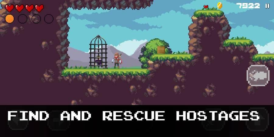 力量之剑游戏官方正式版下载(Mighty Sword)图片1