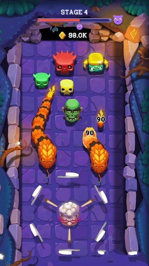 抖音生气的奶奶游戏官方正式版下载(Angry Granny)图片3