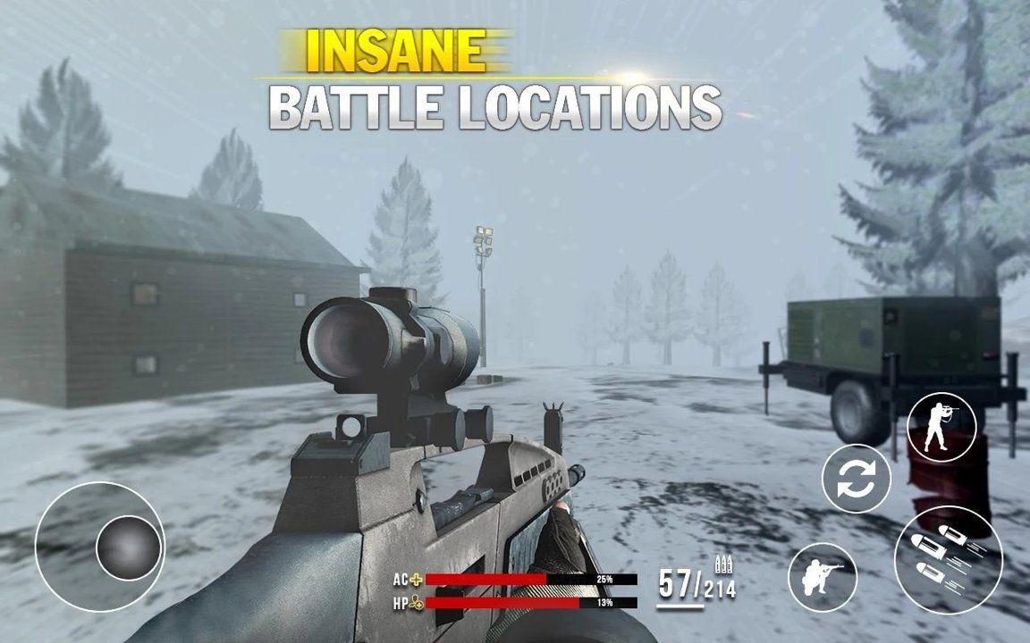 雪地战场游戏正式版下载图片2