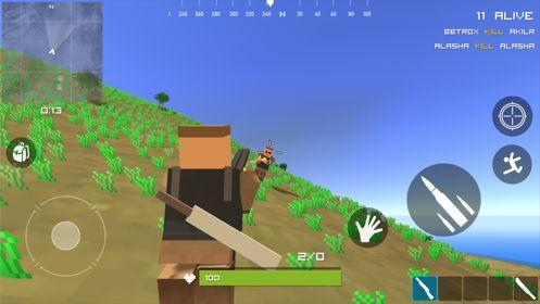 未知区域大逃杀游戏官方最新版下载图片2