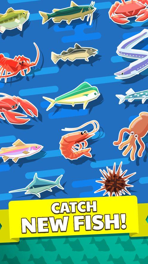 无聊的钓鱼故事游戏图2