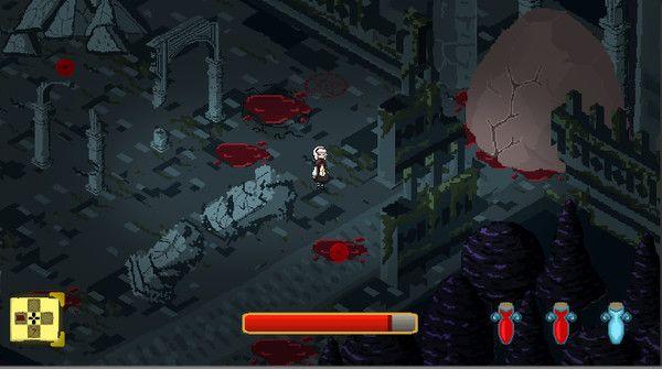 血魔法中文手机版图片1
