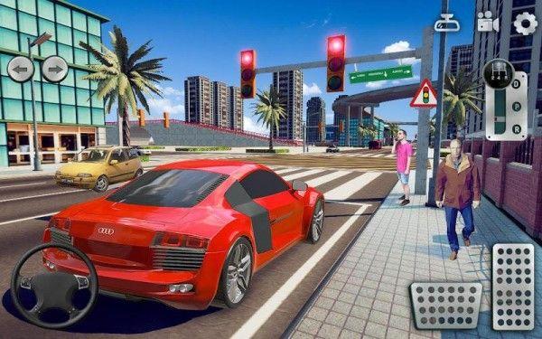 城市驾驶学校模拟器2019无限金币破解版下载图片3
