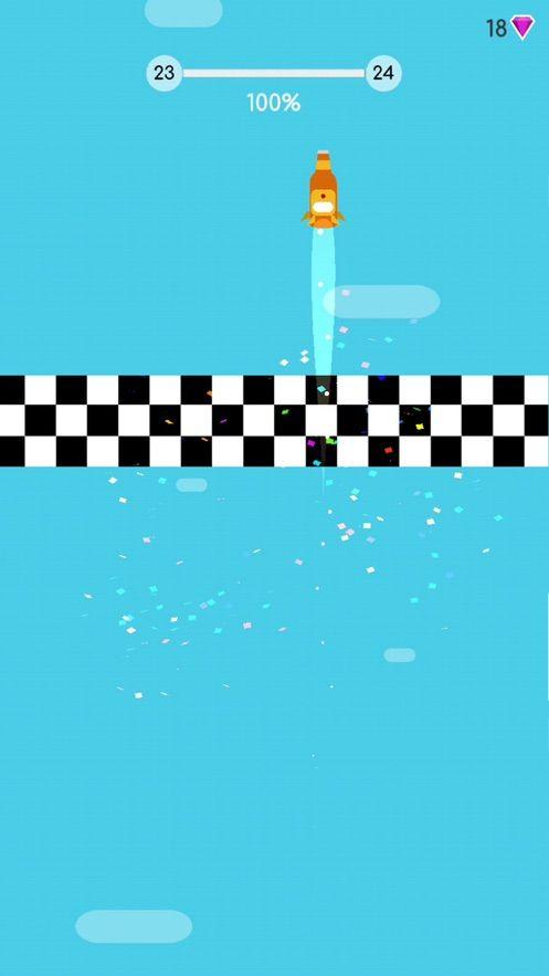 BottleRocket游戏破解版无限钻石下载图片1