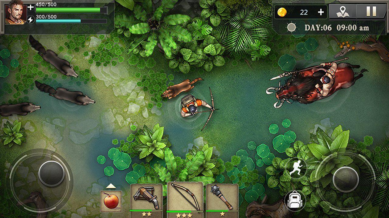 孤岛方舟生存进化游戏中文版下载图片2