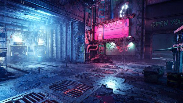 幽灵行者手机游戏中文版图片2