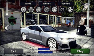 卡马罗漂移驾驶模拟器中文游戏破解版下载图片1