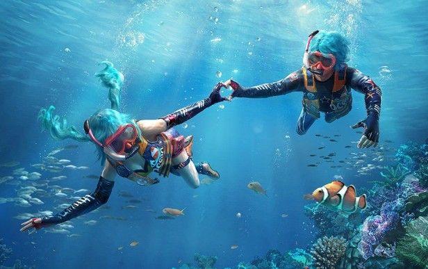 和平精英海洋惊喜宝箱怎么得 海洋惊喜宝箱奖励一览[多图]