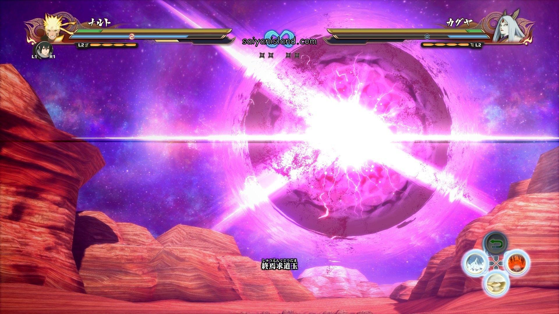 火影忍界风暴四加强版手机游戏下载图片3