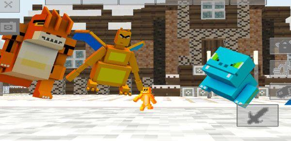 像素怪物生存游戏安卓完整版图片3