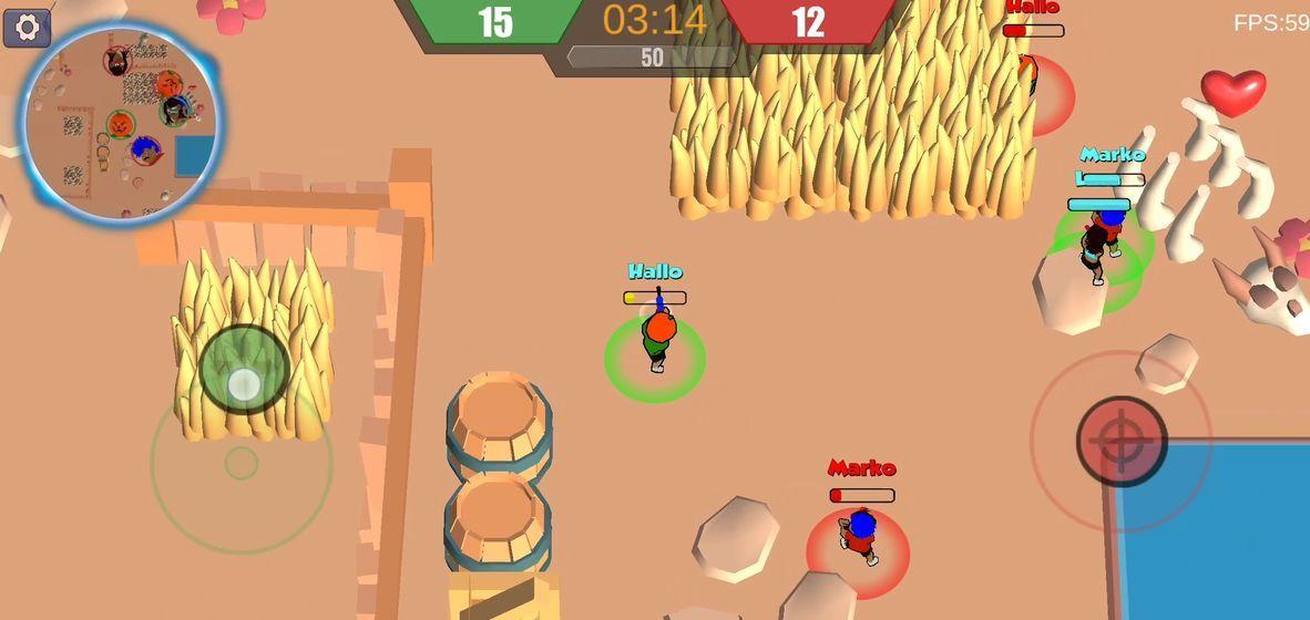 枪战射击大作战安卓版图1