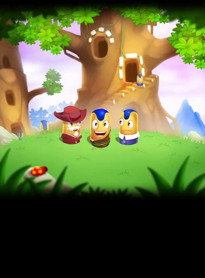 好玩的跳跳豆冒险游戏安卓最新版图片3