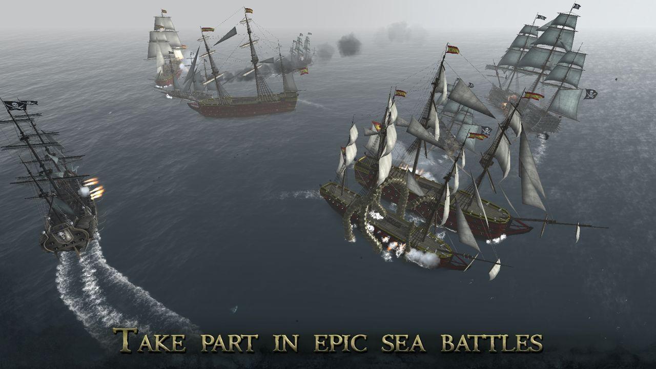 海盗死亡瘟疫中文汉化版游戏下载图3: