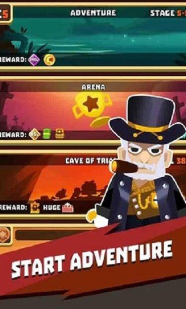 野生西部探索射击贸易游戏破解版技能无限用下载图片2