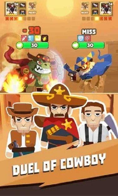野生西部探索射击贸易游戏破解版技能无限用下载图片4