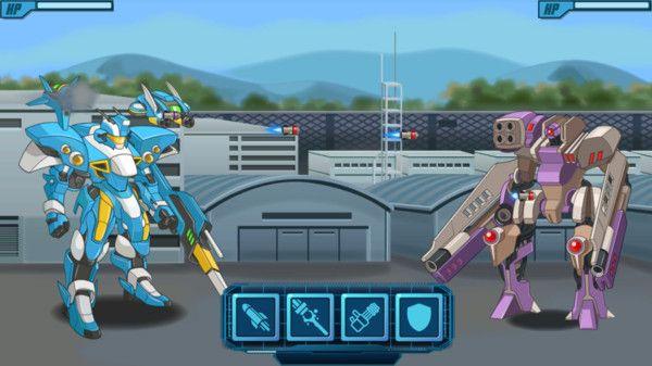 机器人建筑大师游戏破解版无限HP下载图片1