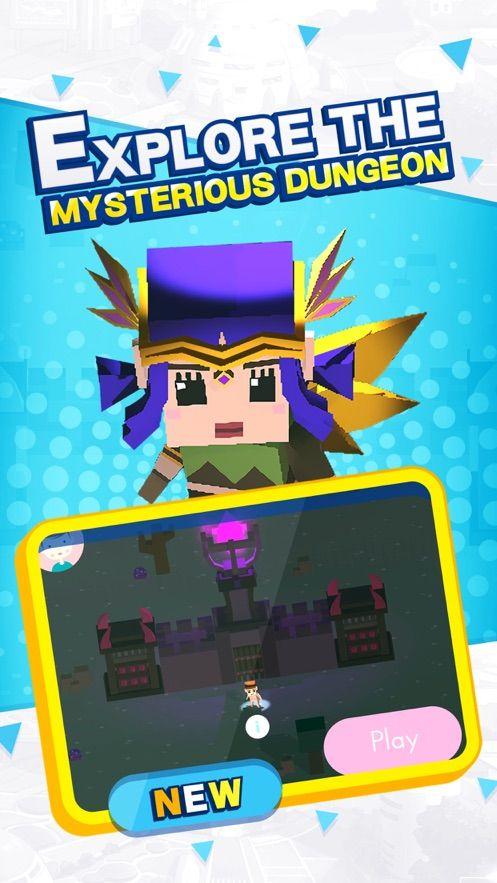 Monster Savior游戏最新安卓版下载图片2