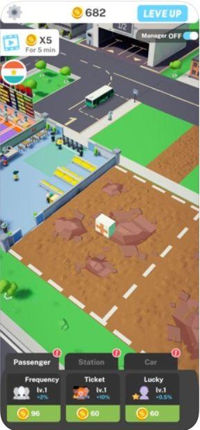 Idle Bus Tycoon游戏中文手机版下载图片3