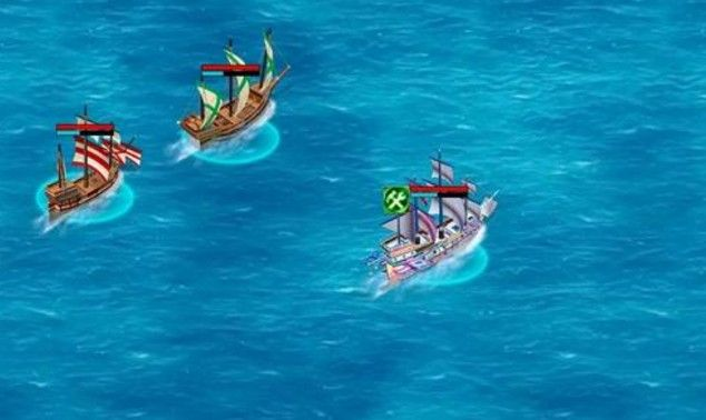 航海日记船队分布大全船只获取方法攻略图片1