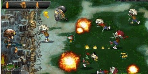 僵尸战斗士兵游戏安卓版官方下载图片1