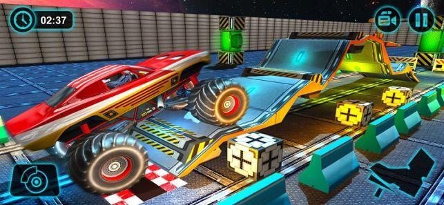 愤怒的怪物卡车帕克游戏图1