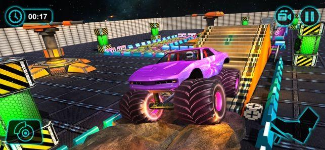 愤怒的怪物卡车帕克游戏图3