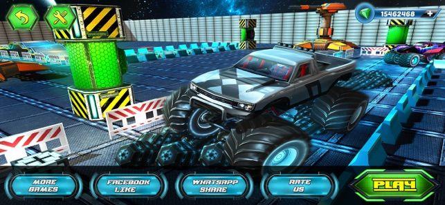 愤怒的怪物卡车帕克游戏图2