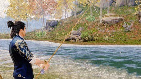 明日之后钓鱼怎么升级?钓鱼升级获得高级锦鲤图片1