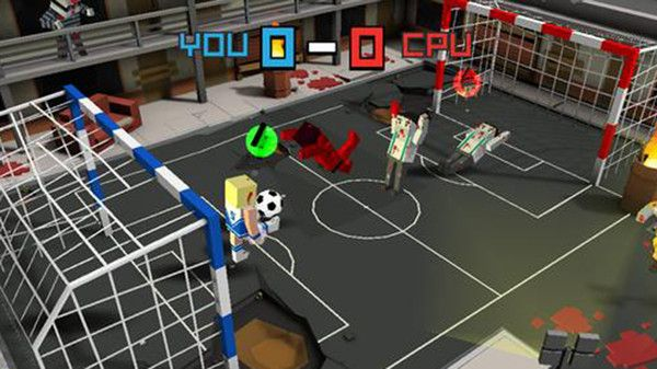 立体僵尸足球3D中文版图1