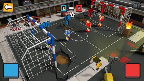 立体僵尸足球3D中文版图3
