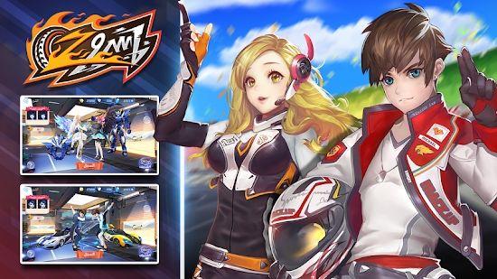 NitroZ正版手游官方网站下载图片1