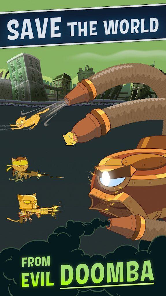 猫英雄闲置竞技场破解版图1