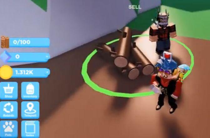 伐木工模拟器手机游戏中文版下载图片3