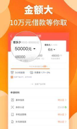 白日花贷款APP官方手机版下载图片3