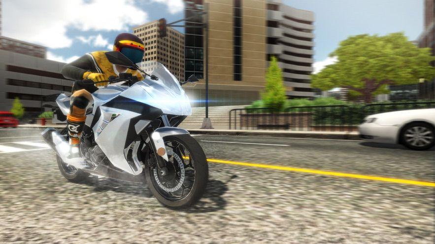 摩托车之直线加速无限金币修改版图片1