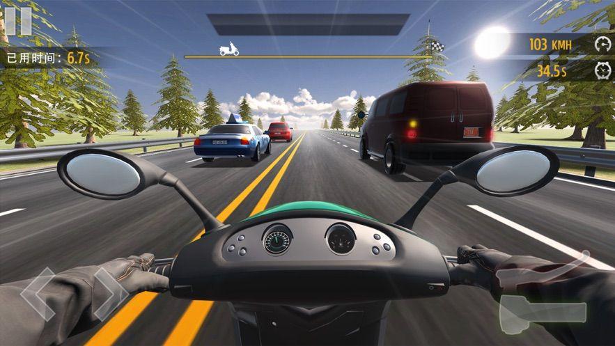 摩托车之直线加速无限金币修改版图片3