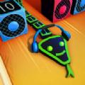 节拍蛇游戏无限钻石下载 v1.0