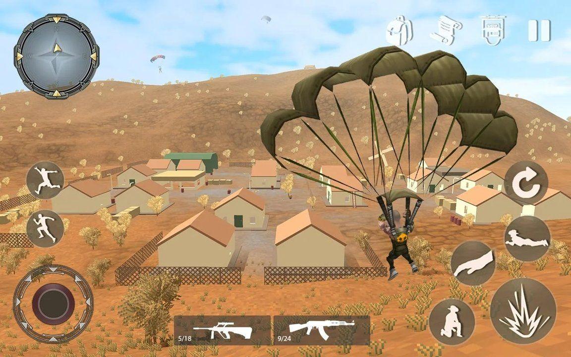 像素移动射击游戏最新中文版下载图片2