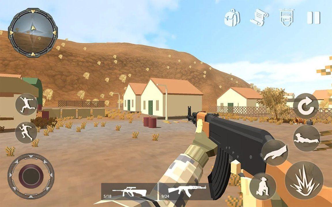 像素移动射击游戏最新中文版下载图片3