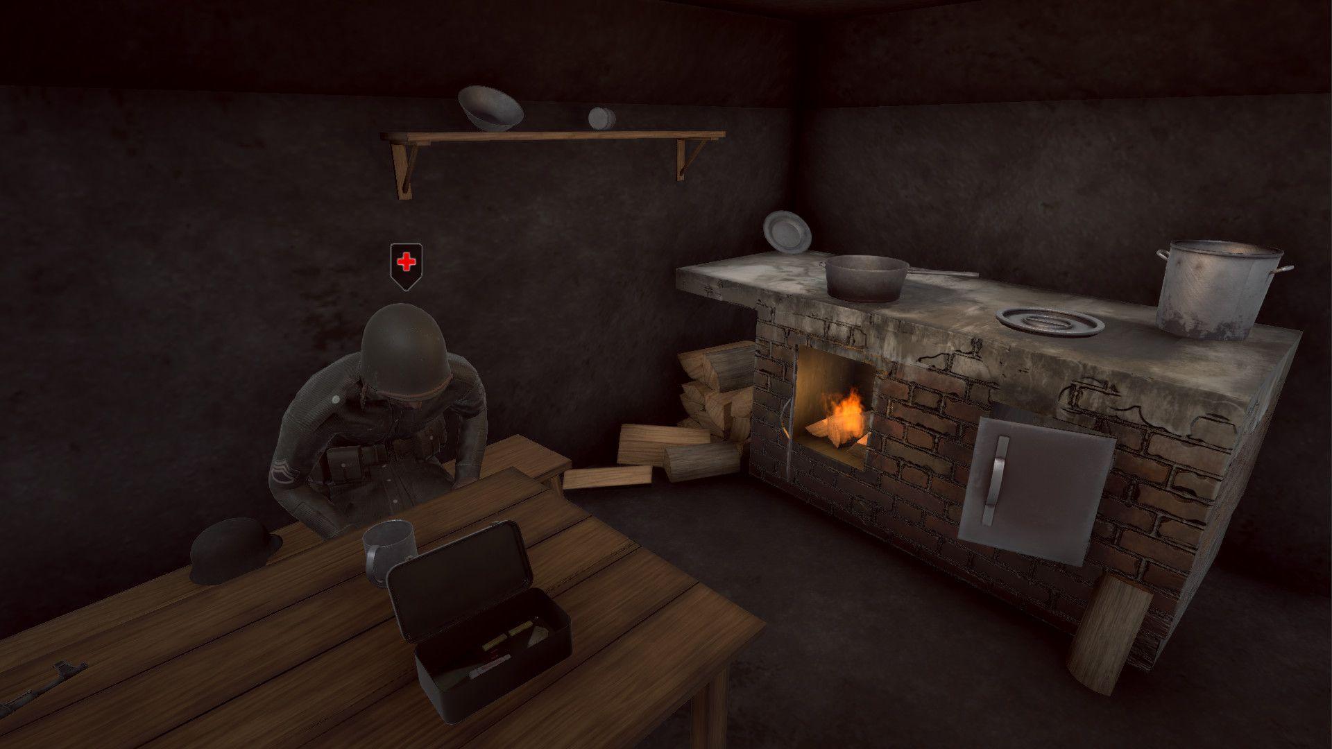 二战地堡模拟器中文最新破解版图片2
