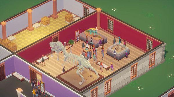 博物馆模拟器游戏汉化版下载图片2
