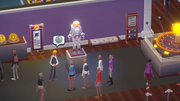 博物馆模拟器游戏汉化版下载图片1